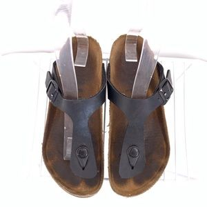 Birkenstock Gizeh Girls Sandals Size 2